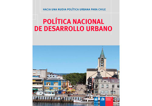 Politica Nacional de desarrollo urbano