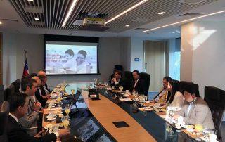 Intendenta Metropolitana participa en el Consejo de Corporación Ciudades