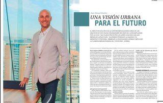 """Entrevista: """"Una visión urbana para el futuro"""""""