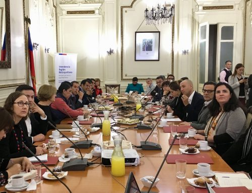 Intendenta crea mesa de expertos para sugerir destino de proyecto Nueva Alameda Providencia