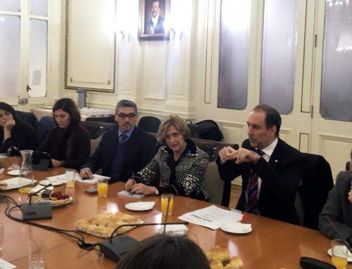 Presidente de Metro expone en mesa de expertos que analiza proyecto Nueva Alameda Providencia
