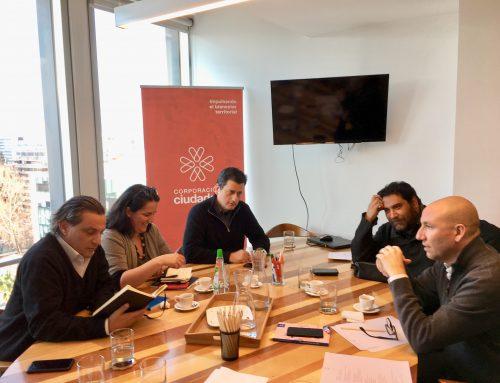 Comisión técnica prepara informe para proyecto Nueva Alameda Providencia