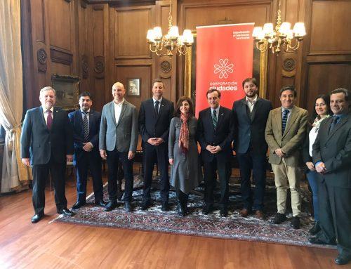 UC se incorpora a Corporación Ciudades para promover  soluciones a temas urbanos