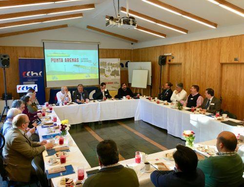 Realizan primera sesión de trabajo para mejorar el  bienestar territorial de Punta Arenas