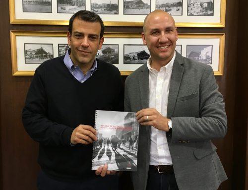 Corporación Ciudades se reúne con alcalde de Estación Central para  presentar informe con recomendaciones para el proyecto Nueva Alameda – Providencia