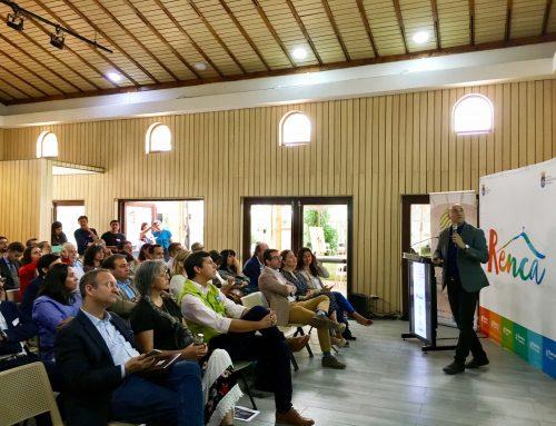 Renca busca reforzar la colaboración público-privada y transformar la comuna en un lugar más sustentable