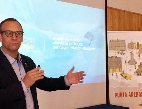 Proponen a Punta Arenas como ciudad lider en carbono neutral de Chile