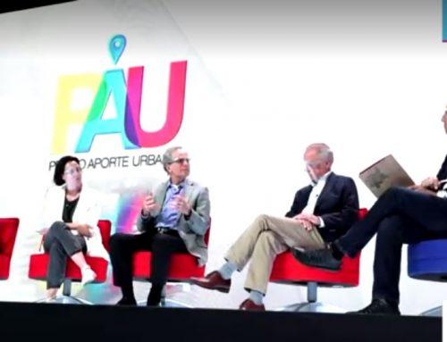 Corporación Ciudades moderó conversatorio en nueva versión de  Premio Aporte Urbano