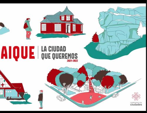 """Se inicia mesa de ciudad """"Coyhaique: la ciudad que queremos"""""""