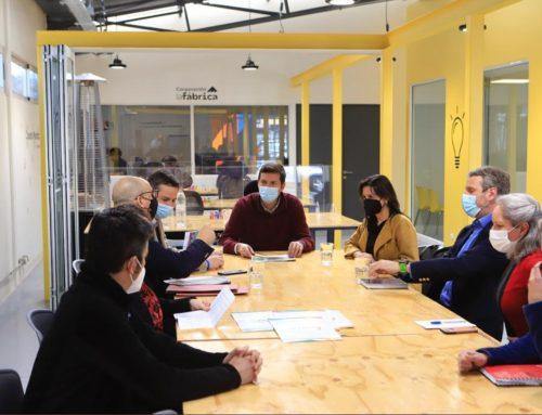 Corporación Ciudades firma convenio de trabajo con Renca